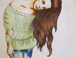 Lana Del Rey Original by IrregularChoice