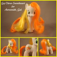 G4 Citrus Sweetheart custom by hannaliten