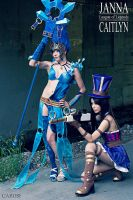 OP Bot Lane by cabusi-photography