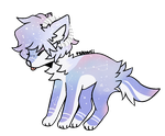 Pastel Canine Auction (OPEN) by PhantomsAdopts