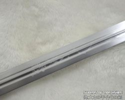 Double-Edged Chinese Jian Sword 7 by swordsofnorthshire