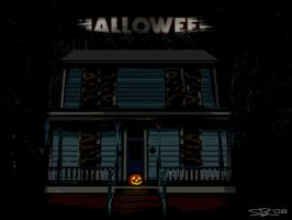 Michael Myers' House by ryansd