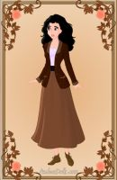 Disney Eponine by KatePendragon