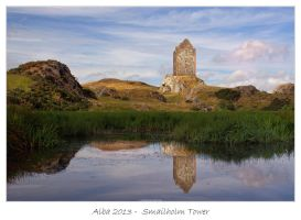 Alba 2013 - Smailholm Tower by 51ststate