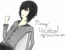 Merry Christmas Knivesknoll by ChaoticxStarlight