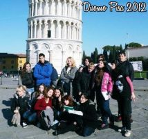 Class in Pisa 2012 2 by Hippiesforever14