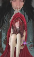 Red riding hood by Asidpk