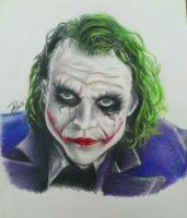 The Joker by RoysRoys