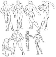 Anatomy by ByunCaricature