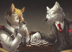 Intellectual War by artofhahul