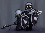 Almirian Crusaders by Uunimod