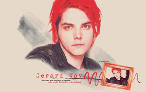 Gerard Way wallpaper 045 by saygreenday