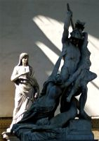 Statues in Florence 1 by CaitlynEdwards91
