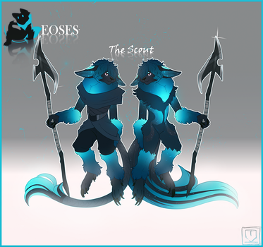 CS-Eoses Auction 11- The Scout [CLOSED!] by PkingSora