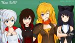 Team RWBY by luckcharm