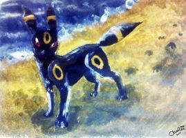 Umbreon by iWildBlood
