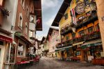 Zell Am See Streets by Pajunen