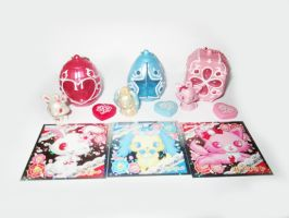 For Trade: Jewelpets by Kyouseme-Arasaki