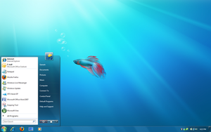 Windows 7 theme for Vista v3.0 by ganesh-india