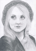 Evanna Lynch by TennisBall0