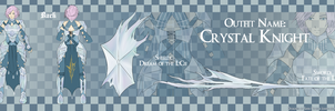 Lightning Returns Contest: Crystal Knight by Dark-Arya