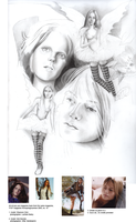 drawing WIP with ref pics by CaroleHumphreys