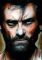 X-men Origins - Wolverine by RandySiplon