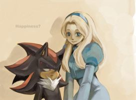 Happiness? by Saku666