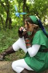 Gender Bent Link Ocarina of Time Cosplay by CaptainMorganTeague