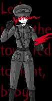-Hetalia-Paint The Town Red by sirenlovesyou