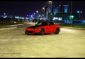 Honda S2000 Red - 3 by rugzoo