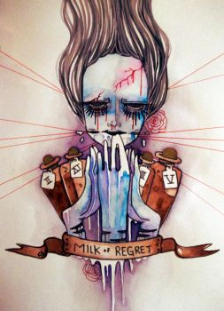 Milk of Regret by daddy-likes-men11