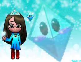 .::Mari Princess Of The Ice Lands::. by Misskatt66