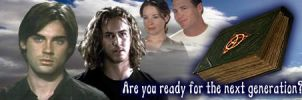 Next Charmed Generation Banner by clarearies13