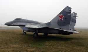 Mikoyan Mig-29 by shelbs2