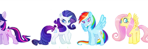 Friendship Is Magic by Nikepz