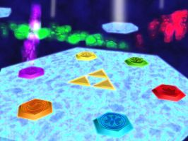 Chamber Of The Sages by IhatePlaystation