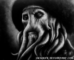 Davy Jones by Jackolyn