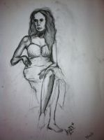 2nd Model-charcoal ~unfinished by 7LULU7