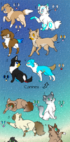 12 ADOPTS - 5 POINTS EACH by RivotAdopts