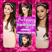 Photopack 002 Ariana Grande by MarceGrachulienta