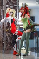Harley and Ivy by Rei-Doll