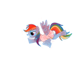 Rainbow Factory - Rainbow Dash by Spartkle