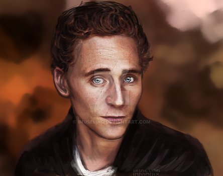 Hiddleston by iMuseling