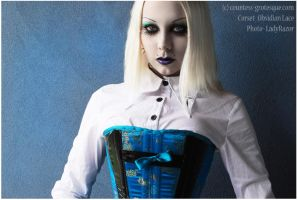 . androgyny . by Countess-Grotesque