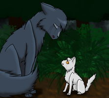 Keep Holding On by YellowfangOfStarclan