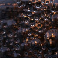 Golden Bubbles by Healzo