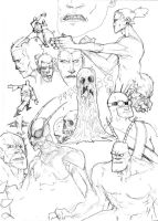 SKETCH PAGE 666 by COUNTPAGAN