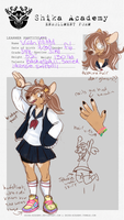 SA: Vivian Vitikka [UPDATED] by DrPummeluff
