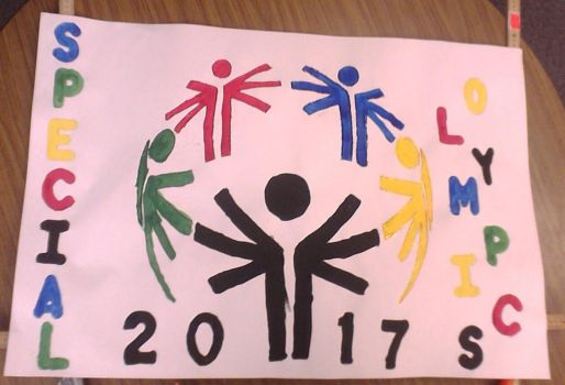 Special Olympics banner by ragnar-thorson